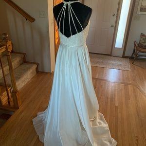 Sherri Hill Dresses - 2/$100 White Sherri Hill Size 8